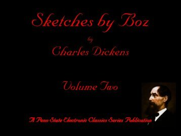 Sketches by Boz - Vol 2 - Penn State University
