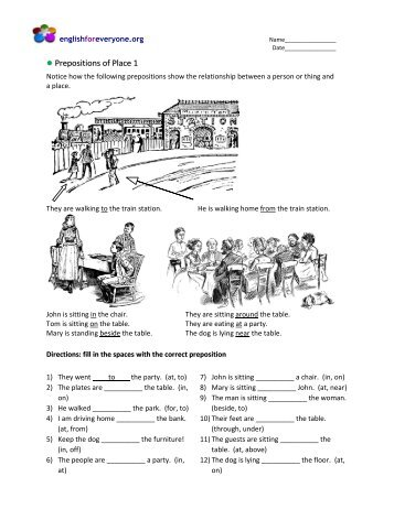 Superlative Adjectives Worksheet - English for Everyone