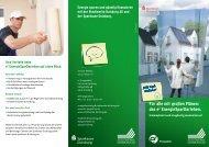Modernisieren mit dem e2  EnergieSparDarlehen  - Sparkasse ...