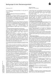 Bedingungen für den Überweisungsverkehr - Sparkasse Duisburg