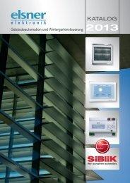 Elsner Katalog 2013 US.indd