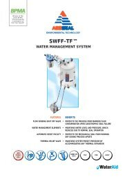 swff-tf™ water management system