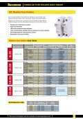 IEC CYLINDRICAL FUSE SYSTEM - Hagelec - Page 5
