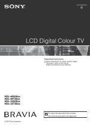 LCD Digital Colour TV