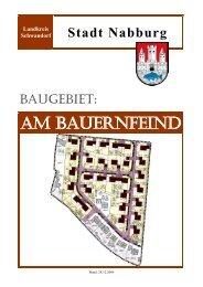 AM BAUERNFEIND - Sparkasse im Landkreis Schwandorf