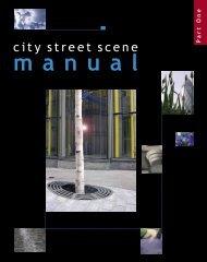 Street scene manual 1 - the City of London Corporation
