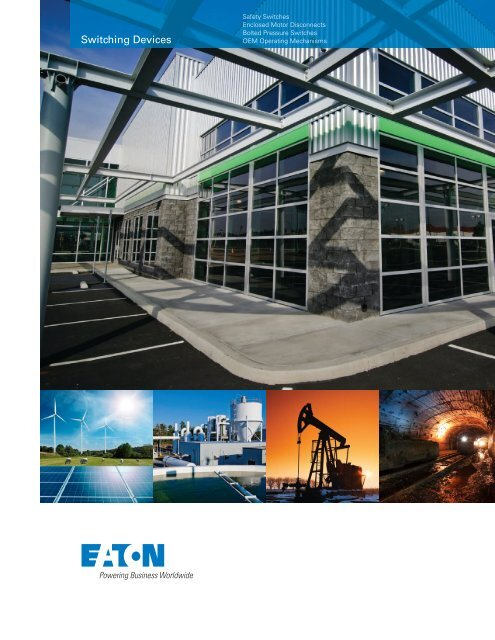 Switching Devices - Eaton Canada