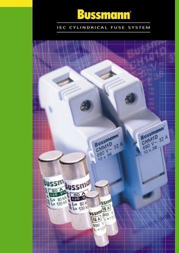 IEC CYLINDRICAL FUSE SYSTEM - Farnell