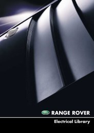 Range Rover Electrical Library - LM - 2nd Edition - Eng - landy.ee