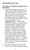 Resi-Toner Tone Generator User's Guide - JDSU - Page 7