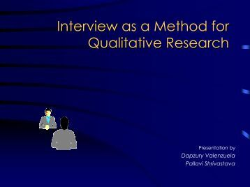 advantages of qualitative research method