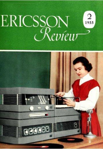 II - History of Ericsson - History of Ericsson