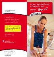 StartSet Beruf - Sparkasse Worms-Alzey-Ried