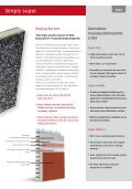 Dalmatiner S-Class The new class of thermal insulation ... - Caparol - Page 5