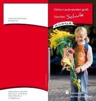 StartSet Schule - Sparkasse Worms-Alzey-Ried