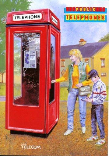 Public Telephones - Sam Hallas