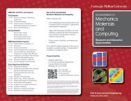 Mechanics Materials and Computing - Civil and Environmental ...