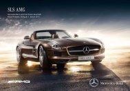 Download SLS AMG Roadster Preisliste (PDF)