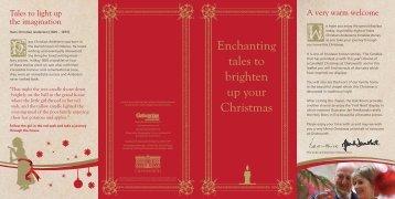 5969 - Xmas House leaflet:Layout 1 - Chatsworth House