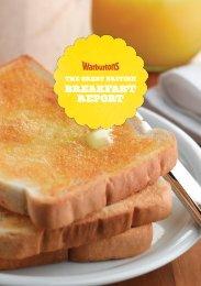 Breakfast Report (2.24Mb PDF) - Warburtons