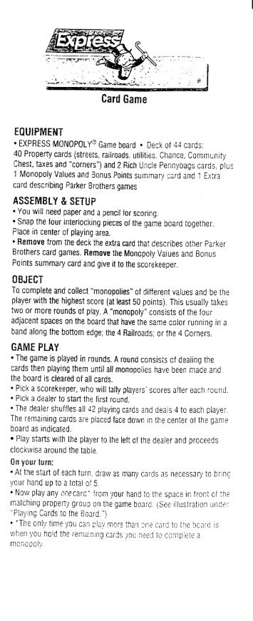 Game Of Life Adventures Edition Instructions