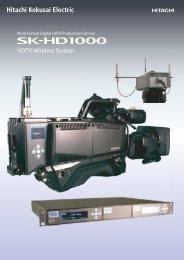 HDTV Wireless System