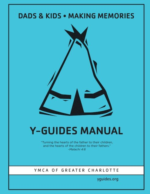 Y-GUIDES MANUAL - Charlotte Y-Guides Meckcha Federation