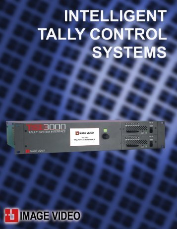 tally system console 2 - Image Video