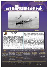 June 12 - Barrow Submariners Association