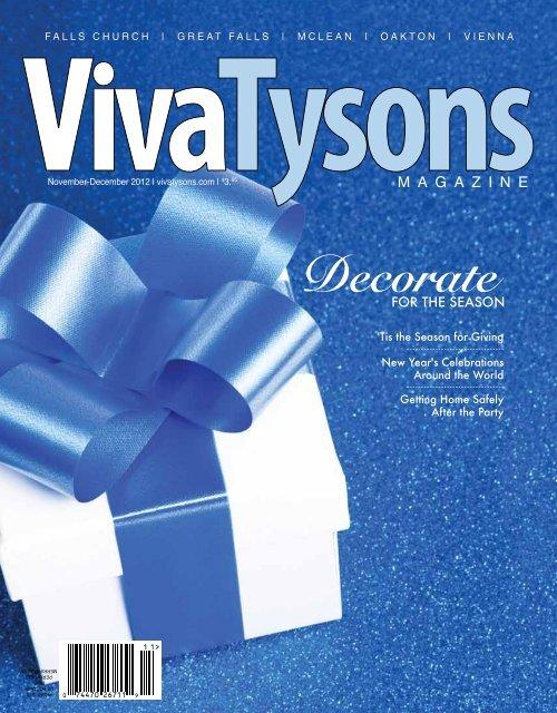 November-December - Viva Tysons Magazine