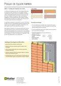 Plaque de façade kelton - Keller AG Ziegeleien - Page 2