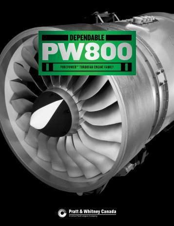 DEPENDABLE - Pratt & Whitney