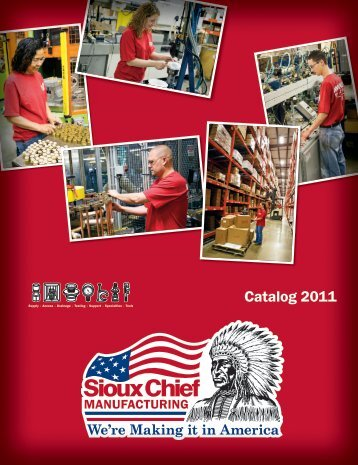 Download Sioux Chief 2011 Catalog PDF