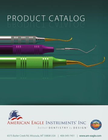 PRODUCT CATALOG PRODUCT CATALOG - Dental Laval