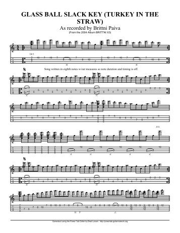 White horse chords and tabs