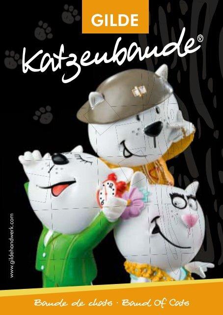Katzenbande Katalog - Gilde-Handwerk