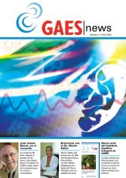 Número 2 • Año 2008 - GAES