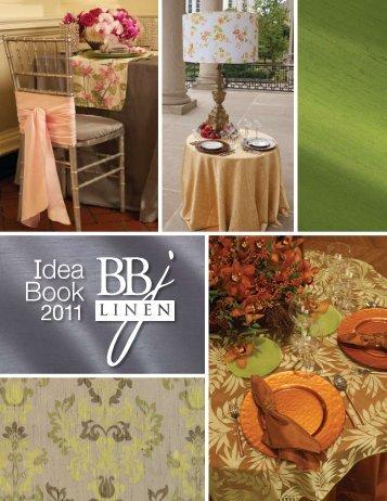 2011 Catalog - BBJ Linen