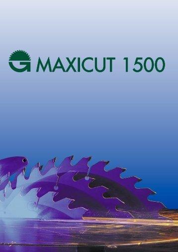 MAXICUT 1500 - Engelsk 20.02.02 - Ernex