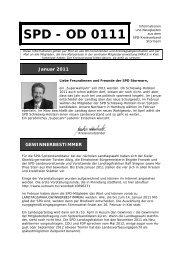Laden Sie das OD-Info 11-01 als - SPD Stormarn