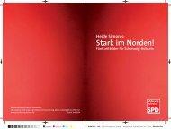 Wir Schleswig-Holsteiner - SPD Stormarn