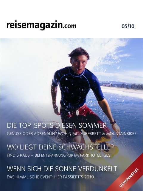 iPhone Reisemagazin.com 05 2010