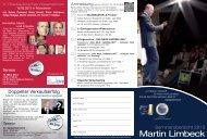 Infos - Martin Limbeck