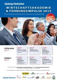 PDF-Flyer ansehen - Speakers Excellence
