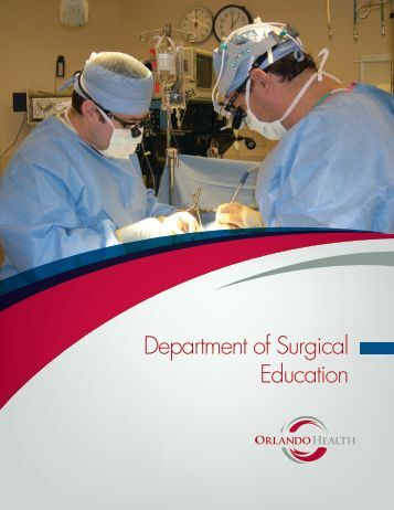 Department of Surgical Education - Orlando Health