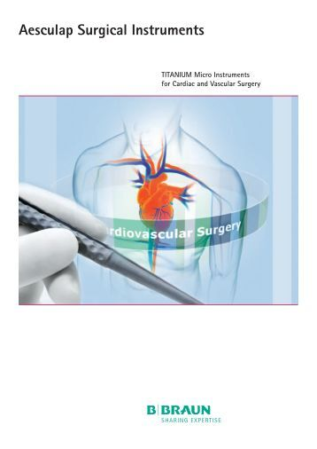 aesculap surgical instruments catalog pdf