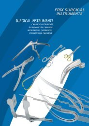 AI - Frix Surgical Instruments