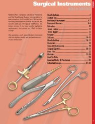 Surgical Instruments - Nordent