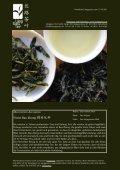 Newsletter Nr. 26 vom 15. Oktober 2011 - Länggass-Tee - Seite 5