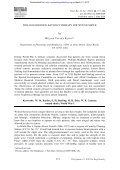 WILLIAM MADDOCK BAYLISS'S THERAPY FOR WOUND SHOCK ... - Page 2